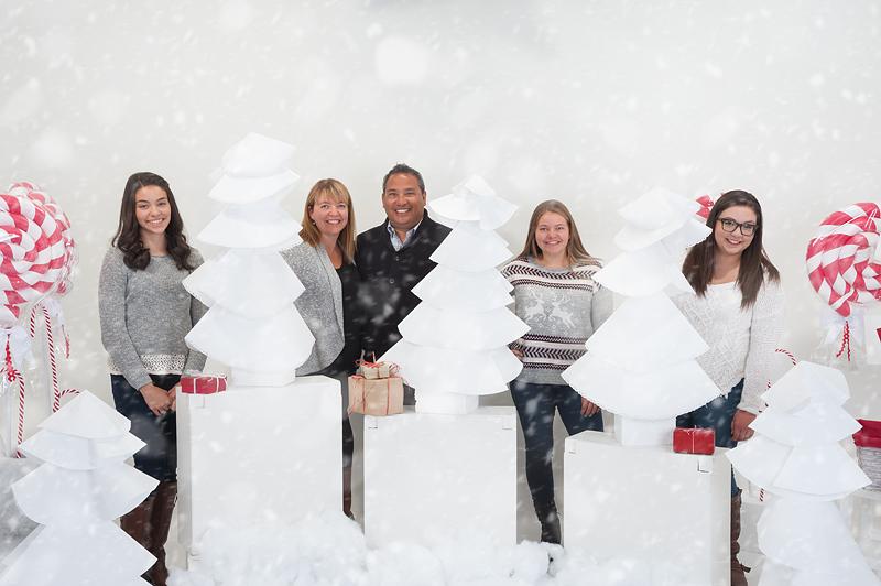 Christmas Portraits Maple Ridge