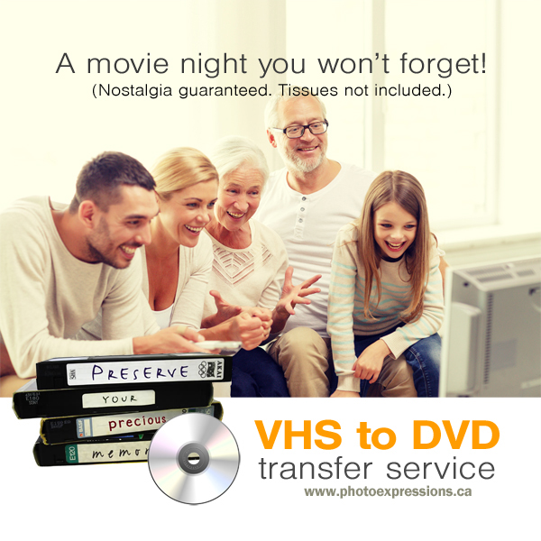 Video Transfer Service Pe