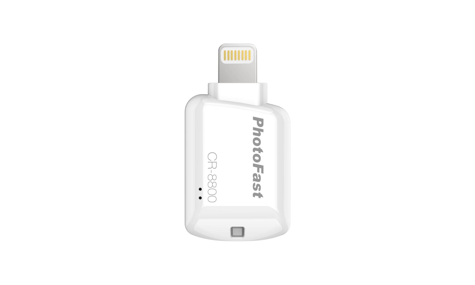 Photofast Cr Ios Microsd Card Reader