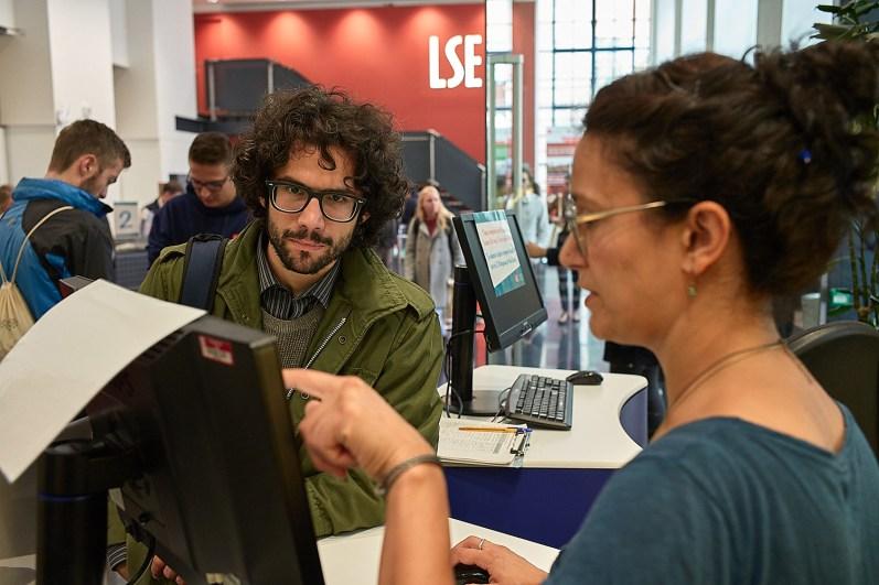 LSE Student Enrolment Week