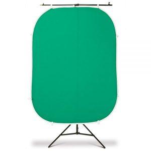 FlexDrop Chroma Key Green Background 5x7'