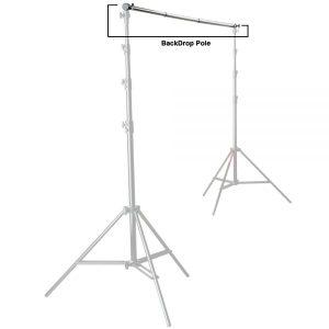 BackDrop Pole