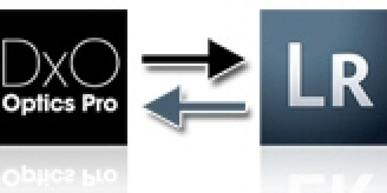Une nouvelle version de DxO Optics Pro