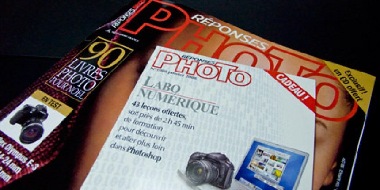 Réponses Photo 190 : Labo numérique