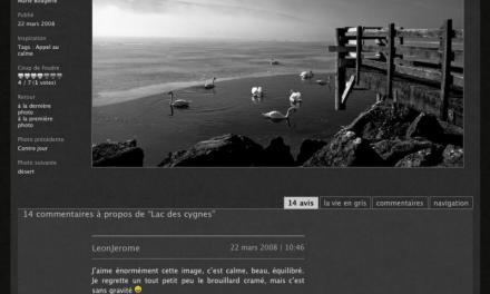 Un photoblog avec WordPress