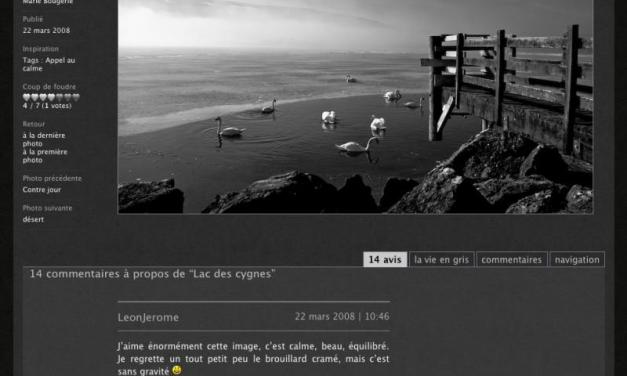 Un photoblog avec WordPress