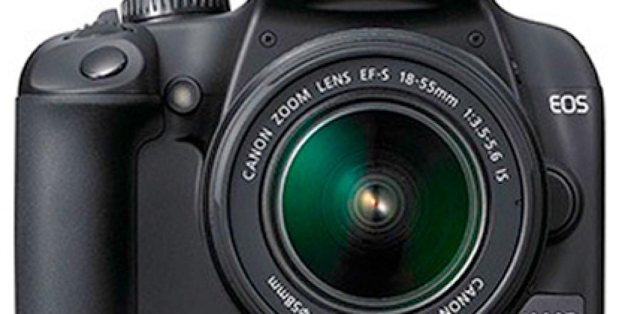 Un petit Canon 1000D