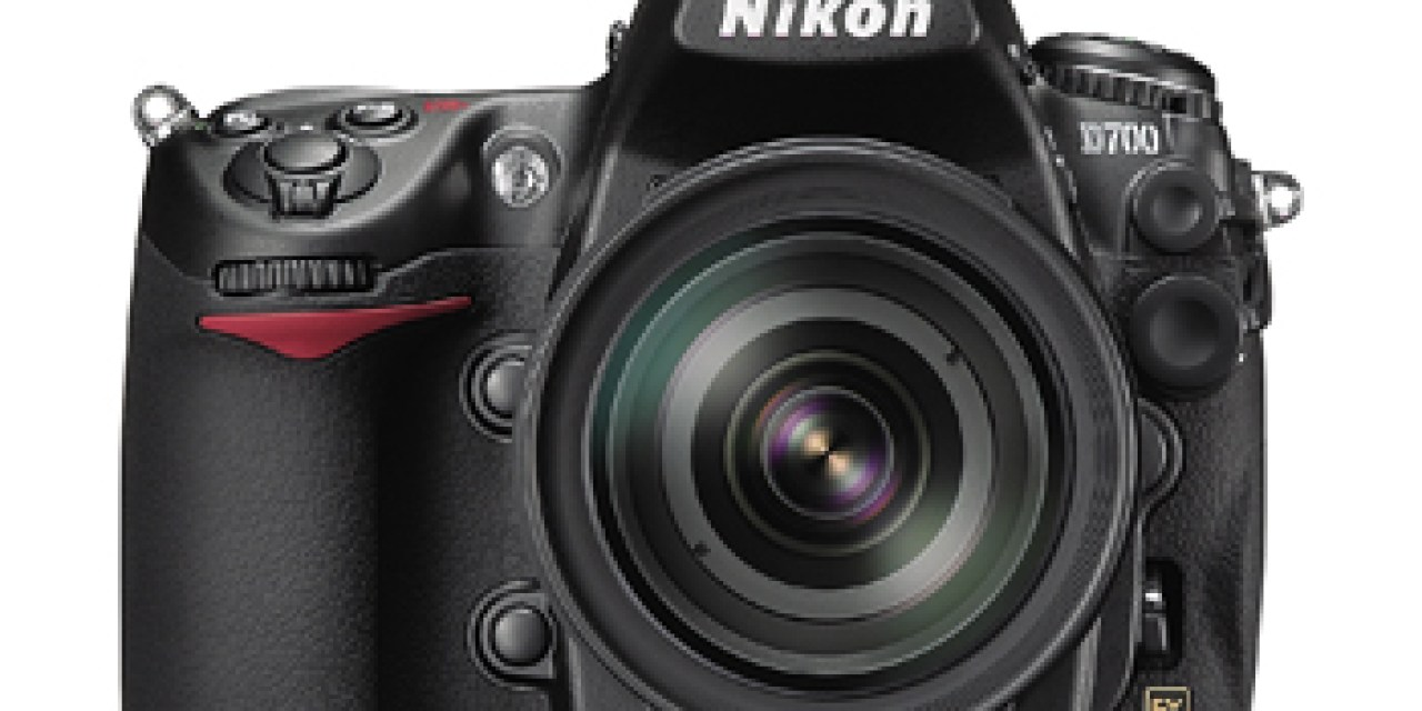 Nikon D700, plein format !