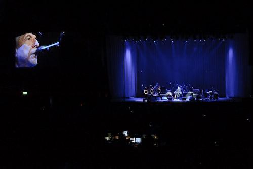 Leonard Cohen | Stockholm |15-10-08