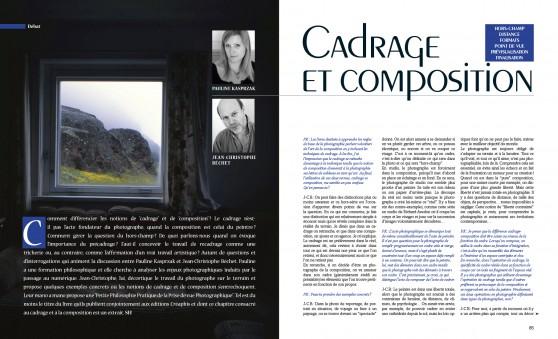 HS-18 cadrage et composition