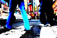 a time on times square (photo art edition) - PHOTOGALERIE WIESBADEN - new york city - fascensation
