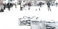 bahnhofsplatz - wiesbaden in bewegung (1 zu 2) - PHOTOGALERIE WIESBADEN - wiesbaden - impressionen 4