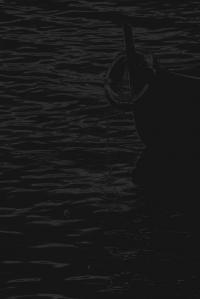 boote 4 - PHOTOGALERIE WIESBADEN - dunkel-schwarz