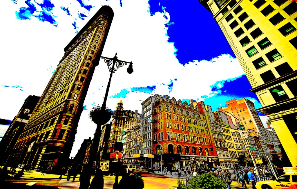 new york city : fascensation (photo art edition)