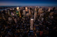 lights of manhattan (limitierte edition) - PHOTOGALERIE WIESBADEN - new york city - fascensation