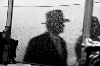 rainy shadow (sw) (limitierte edition) - PHOTOGALERIE WIESBADEN - new york city - fascensation