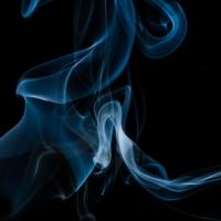 rauch 12 - PHOTOGALERIE WIESBADEN - flamme rauch formen