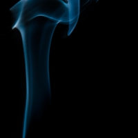 rauch 3 - PHOTOGALERIE WIESBADEN - flamme rauch formen