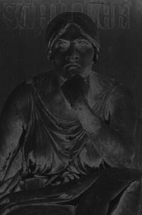 schillerdenkmal-weisheit-staatstheater - PHOTOGALERIE WIESBADEN - dunkel-schwarz