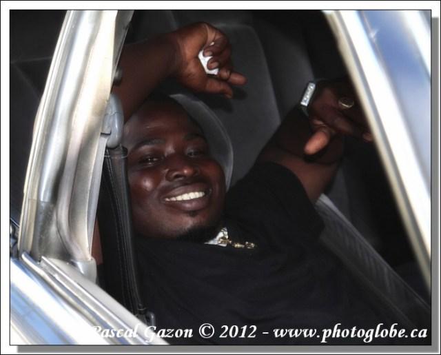 Courtney, Notre sympathique Chauffeur