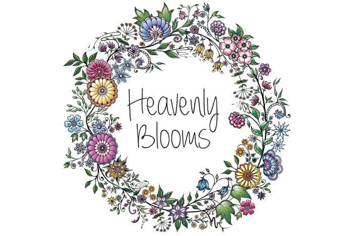 Heavenly Blooms,Sunshine Coast Web Design