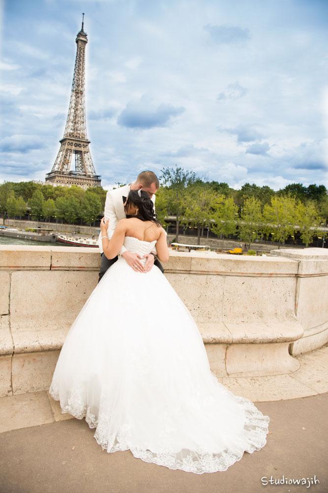 Pond de Bir Hakeim Wedding