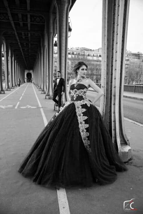 cameraman mariage Paris Pond de Bir Hakeim