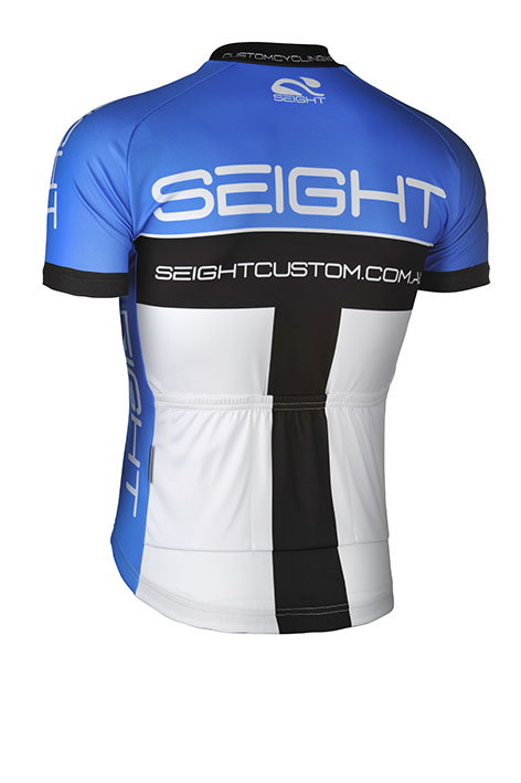 cycling jersey back