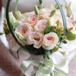 toronto photography beautiful wedding flower