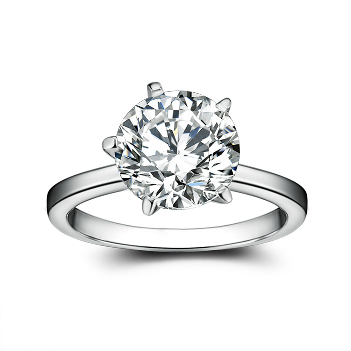 Richmond Hill jewelry photographer diamond silver ring