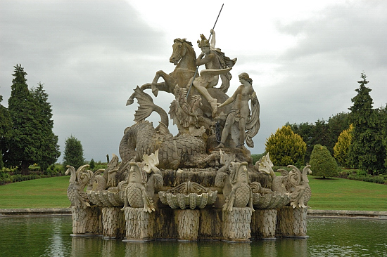 Image result for image of perseus and andromeda fountain