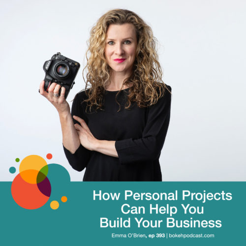 Episode 393: How Personal Projects Can Help You Build Your Business – Emma O'Brien