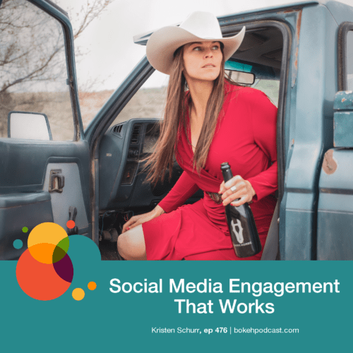 Episode 476: Social Media Engagement That Works – Kristen Schurr