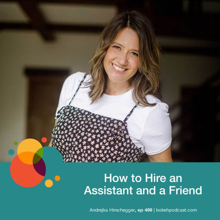 Episode 499: How to Hire an Assistant and a Friend – Andrejka Hirschegger & Becky Gast