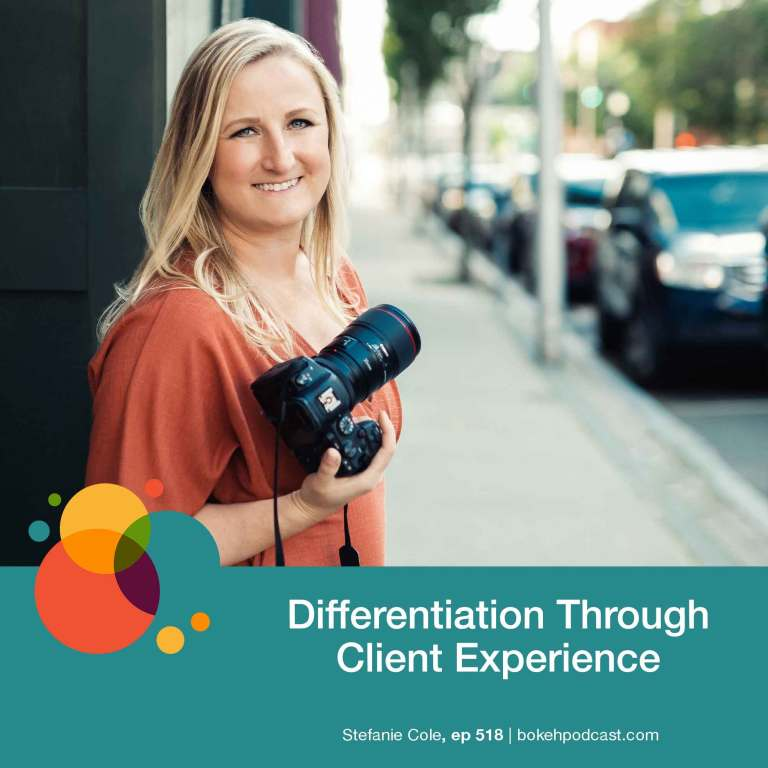 Episode 518: Differentiation Through Client Experience – Stefanie Cole