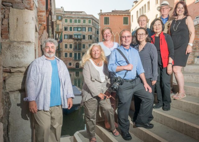 2015 Venice Photography Workshop Group