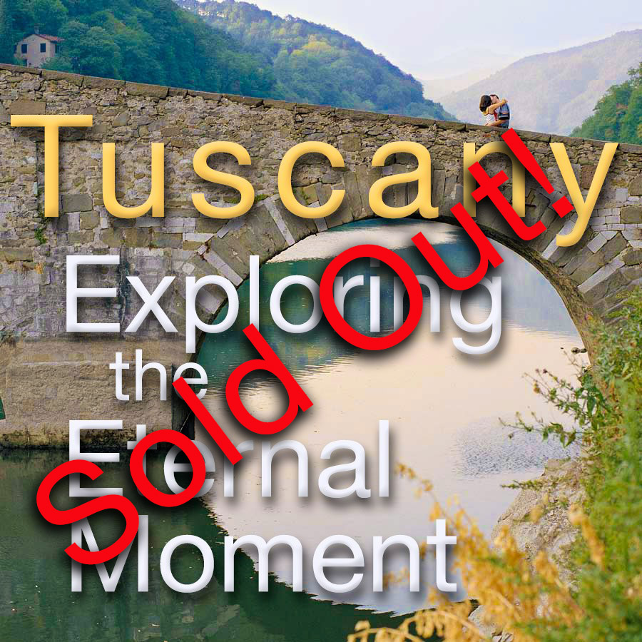 Tuscany: Exploring The Eternal Moment – June 17 to 24, 2017