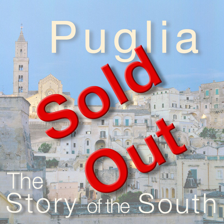 Puglia: The Story of the South – June 1 to 9, 2018