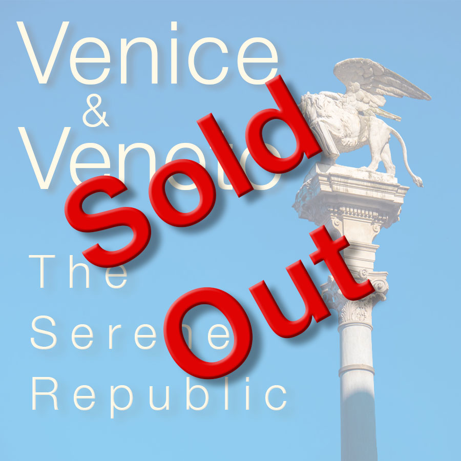 Venice & Veneto: The Serene Republic – June 17 to 24, 2018