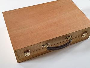 Schilderset- modelnr. Z23016 - Paget Trading Alle toebehoren om te schilderen in 1 koffer!