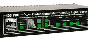 Ryger 403 Pro Profesionnal Multifunction Light Processor