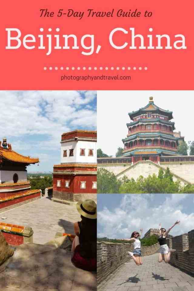 great wall beijing travel guide
