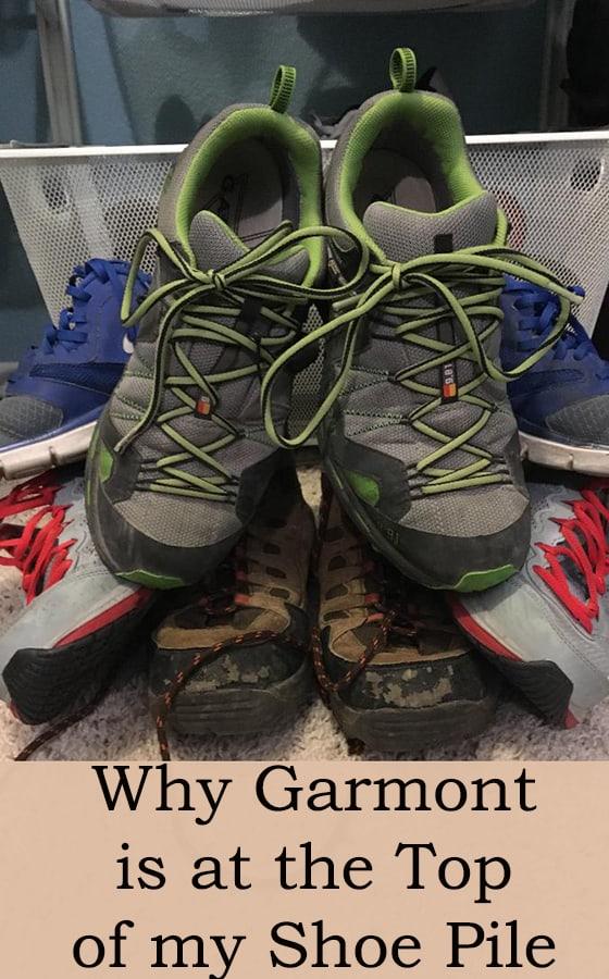 garmont shoe review
