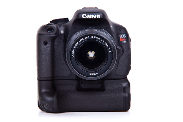 Canon Rebel T3i Review