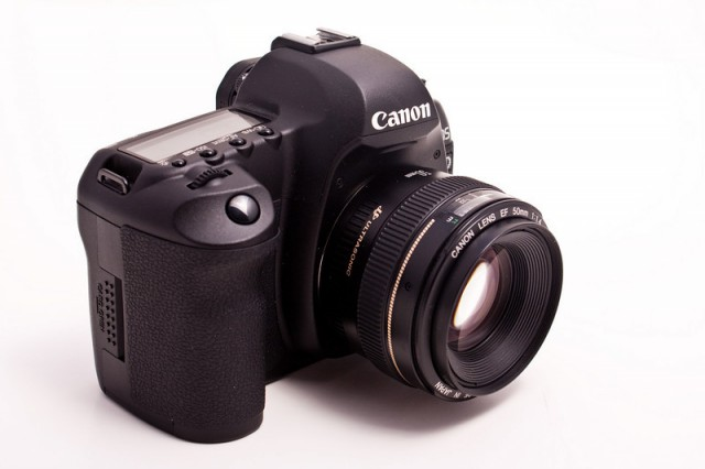 Canon 5D Mark III Rumors