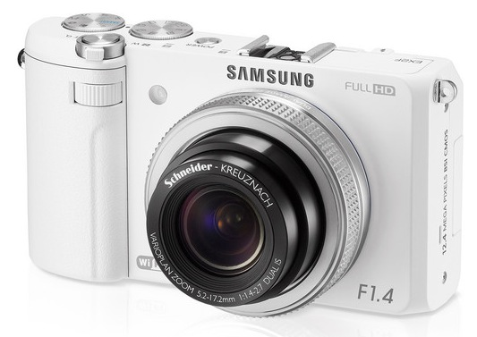 Samsung Ex2 Now Available In White