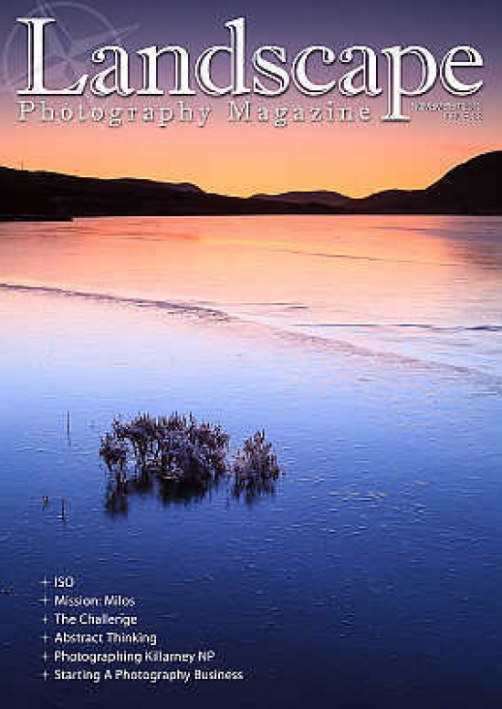 Landscape Photography Magazine Issue 33 Photography Blog