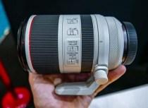 Canon RF Lenses Hands-on Photos