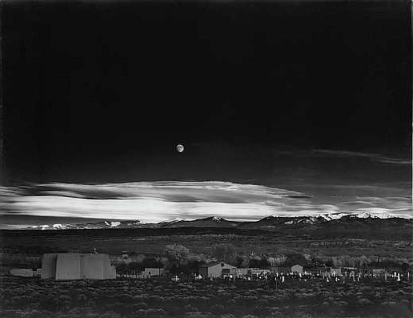 Ansel Adams Print Sells For 221k At Auction Photography