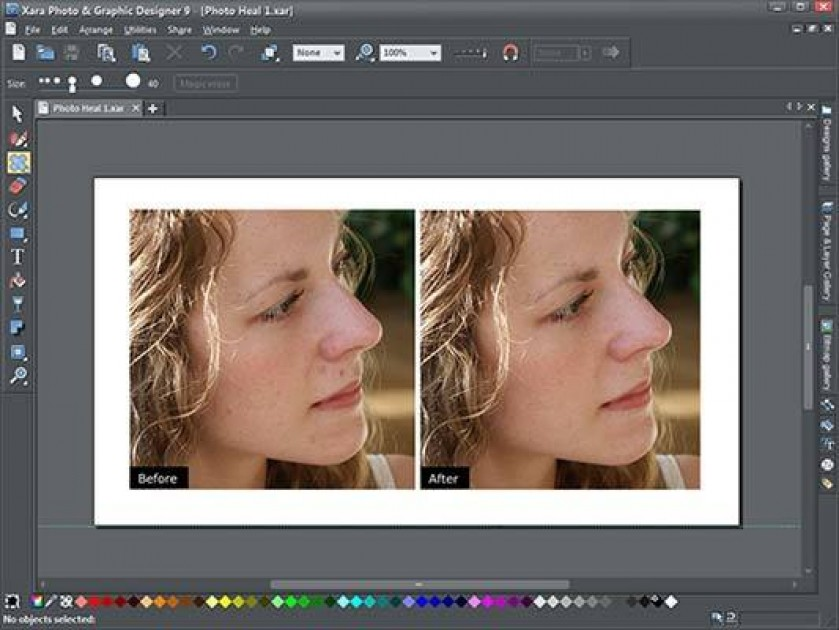 Xara Photo Amp Graphic Designer 9 Review Photography Blog